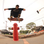Nollie Shuv it - Por Marcelo Rizzi