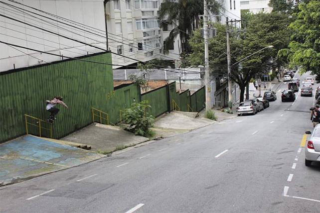 Davi Theobaldo bs crooked, Foto: João Eduardo, Fonte: Instagram @futureskateboards