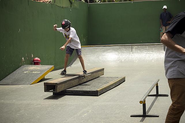 João Bs Rock Slide.