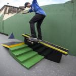 Artur Gomes Bs Tail Slide por: Camilo Neres.