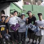 Amadores com seus prêmios por: Camilo Neres.