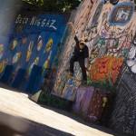 Gui França - Flip bs Nose Slide - Por Pedro iti