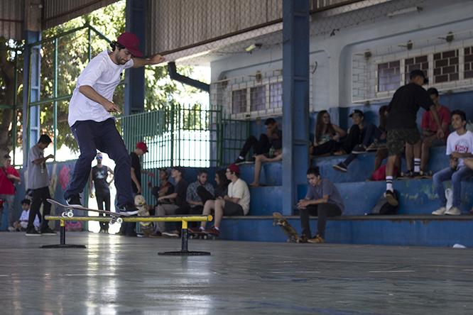 Marcelo Rizzi, Fs Tailslide, foto: Camilo Neres.