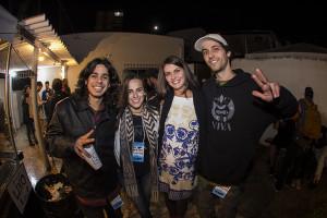 Iti, Ana, Viki e Marcelo, foto: Camilo Neres.