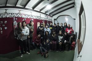 Crew Lado a Lado, foto: Jéssica Beny.