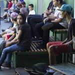Parte do público, foto: Camilo Neres.