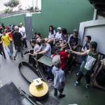 Visão da galera, foto: Camilo Neres.
