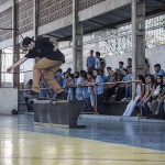 Elio Angelo Nollie Bs Tailslide, foto: Camilo Neres.