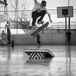 Gian França 360 flip, foto: Camilo Neres.