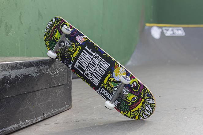 Skate sugestão Rema.