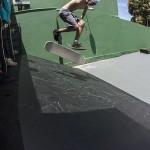 Jão fakie 360 flip.