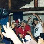Hip-Hop Rio (Marcelo D2, Black Alien, Speed Freaks, Marechal, B-Negão, Aori, Calunga e DJ Babão), 1999