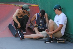 Rizzi, Lehi e Diego