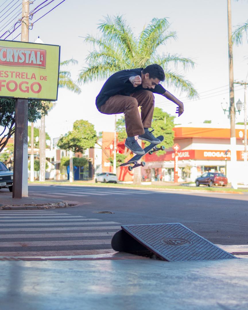 Pedro Iti, bs big spin foto: Elio Angelo