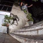 Arnowdy Lanziloti - s/s Hard Flip. Foto: Vinicius Branc