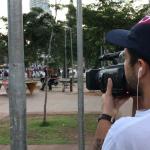 Gabriel Gomes - ss frontside crooked e Rafael Eduardo  no rec