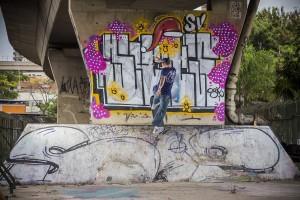 Jean Spinosa - Fs Blunt Wall Ride. Foto: Eduardo Braz